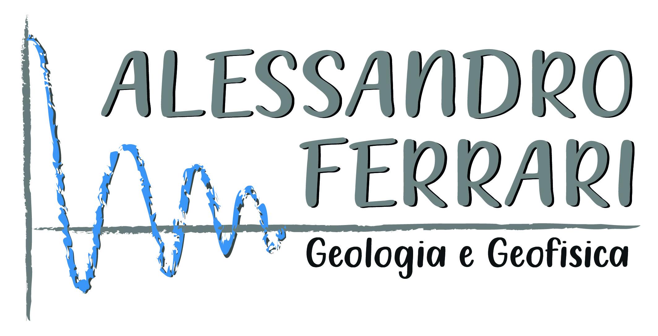 Logo Ferrari Geologia